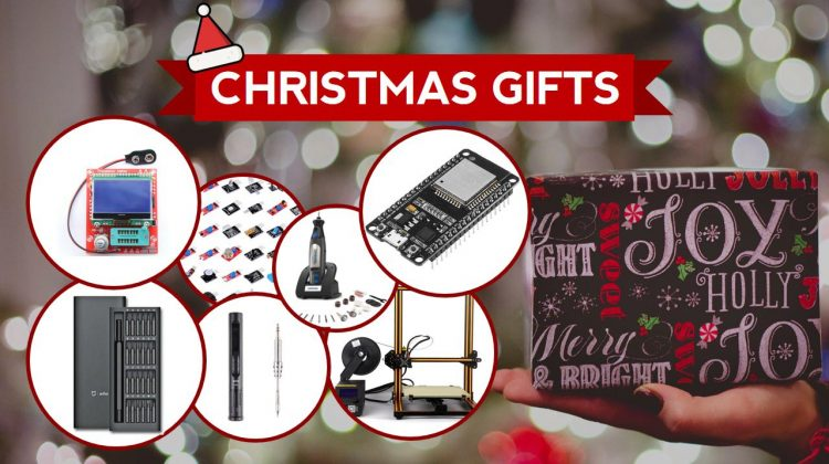 🎁10 Christmas Gift Ideas for Makers