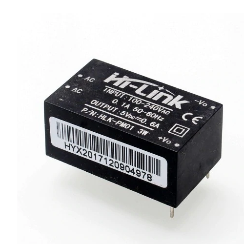 Banggood - HLK-PM01 AC/DC 220V to 5V
