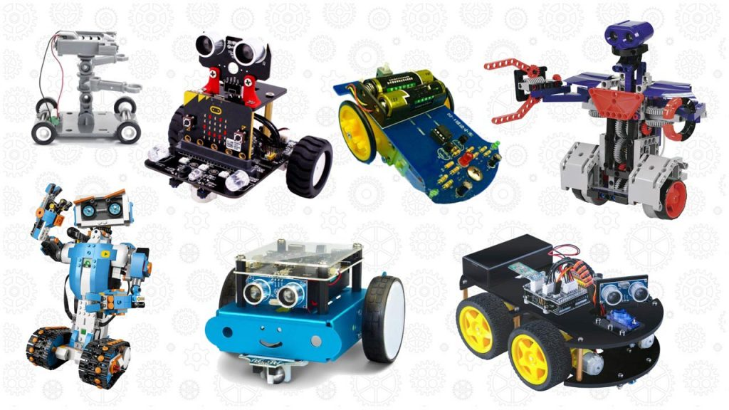Best Educational Robot Kits for Kids and Teens - Maker Advisor