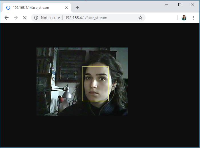 Testing the ESP-EYE Board Demonstration Arduino IDE Web Browser