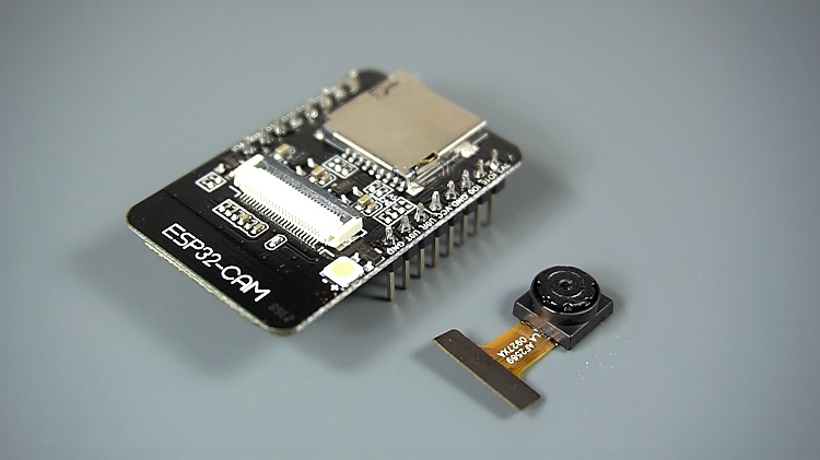 $7 ESP32-CAM with OV2640 Camera - Maker Advisor