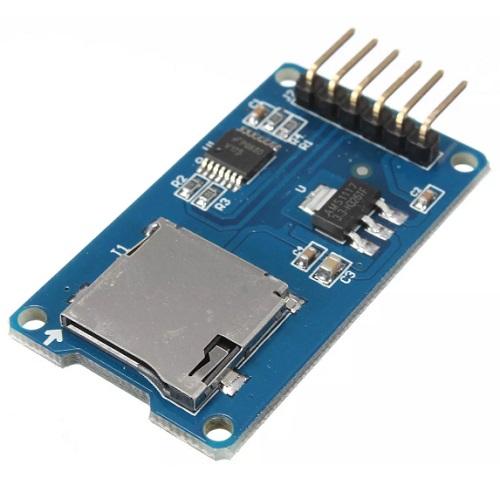 Banggood - Micro SD Card Module For Arduino
