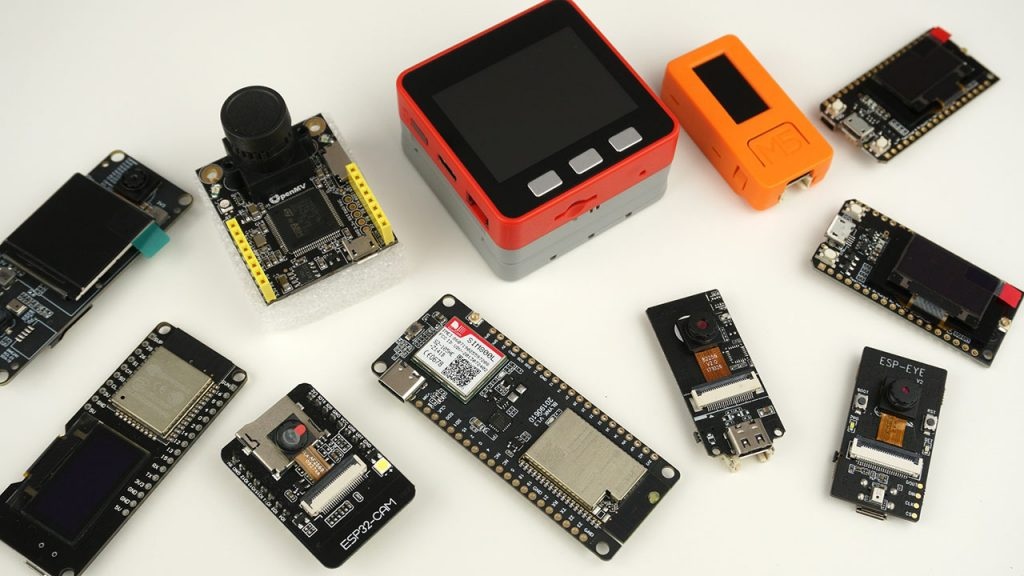 10 IoT Development Boards You Need to Get and ESP32 Based boards unboxing