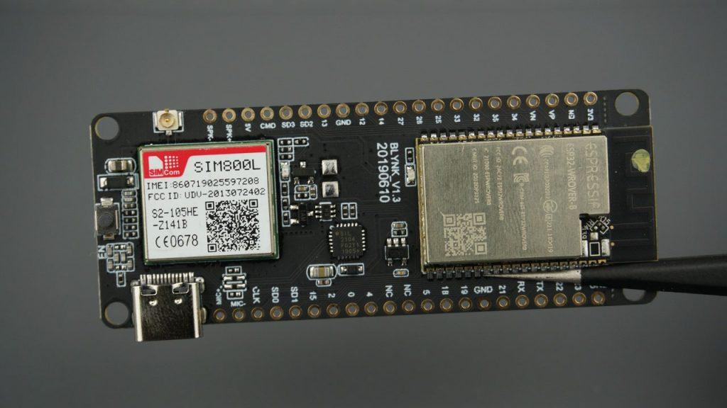 $11 TTGO T-Call ESP32 with SIM800L GSM/GPRS - Maker Advisor