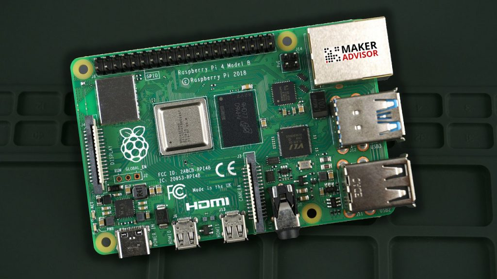 Best Raspberry Pi 4 Starter Kits for beginners hobbyists and makers