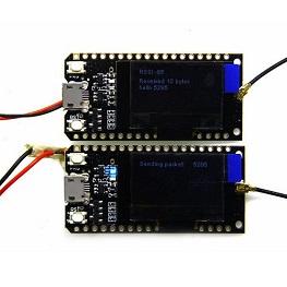 TTGO LORA32 915Mhz ESP32 LoRa OLED 0.96 Inch Display (2pcs)