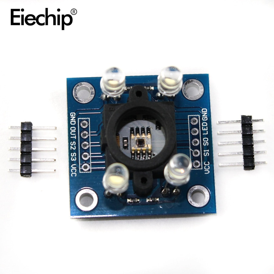Aliexpress - GY-31 TCS3200 Color Sensor Recognition Module