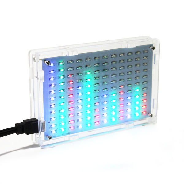 DIY Kit - 5V LED Music Spectrum Electronic LED Kit