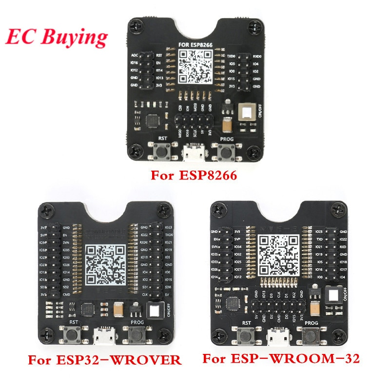 Aliexpress - ESP8266 Test Board Burn Firmware for ESP-12E ESP-12F ESP-07
