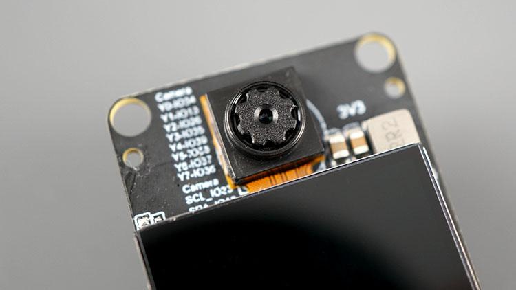T-Camera Plus Development Board OV2640 Camera