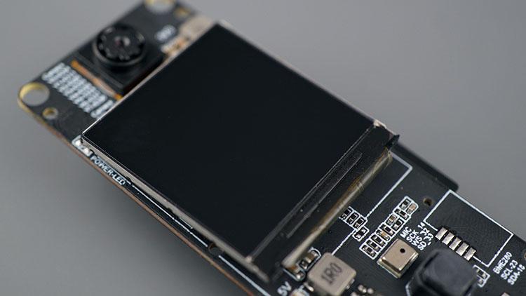 TTGO T-Camera Plus 1.3inch TFT Display IPS ST7789