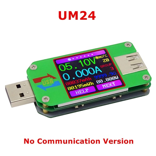 Banggood - UM24 USB Voltage Current Power Meter/Tester