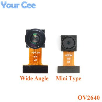 Aliexpress - ESP32 OV2640 camera fish-eye lens
