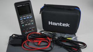 Hantek 3 in 1 Oscilloscope, Multimeter and Signal Generator Review