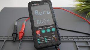 Mustool MT111 Touch Screen Digital Multimeter Review