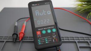 Mustool MT111 Touch Screen Digital Multimeter Review