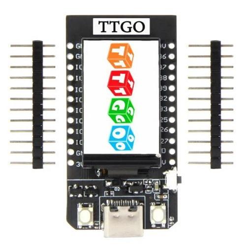 TTGO T-Display ESP32 Development Boards