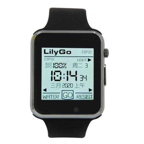 LILYGO® TTGO T-Watch-2020 ESP32